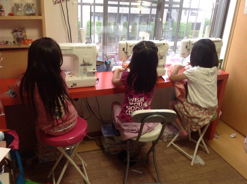 幼児教室 授業風景