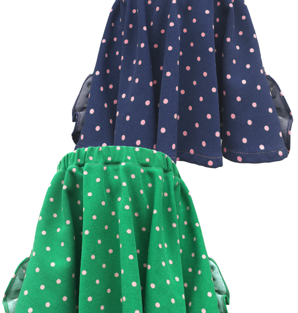 JOLLY HOLIDAY スカート