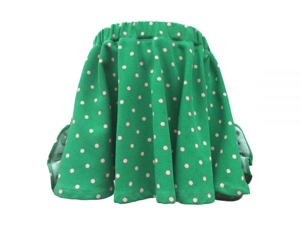 JOLLY HOLIDAY スカート グリーン