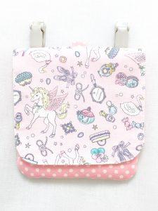 ペガサス柄マジックポケット[スペシャルS]ピンク